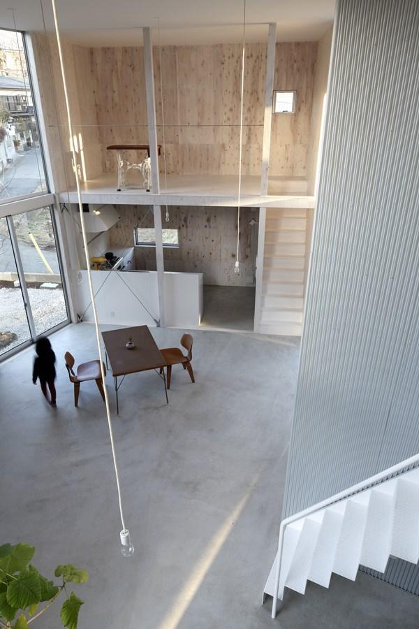 8 unfinished house kashiwa