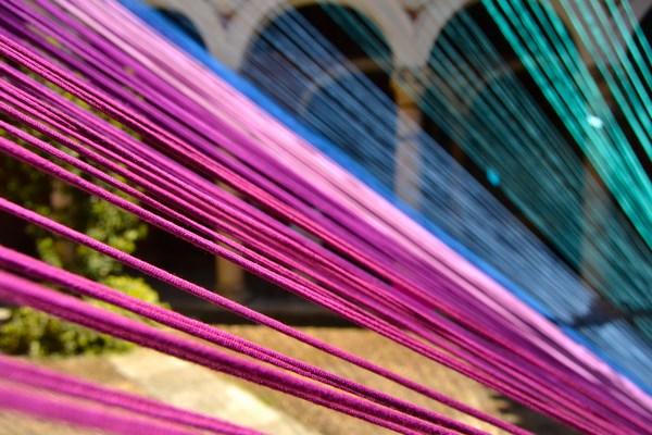 9 museo encaje de colores