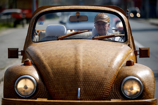 9 vw beetle madera