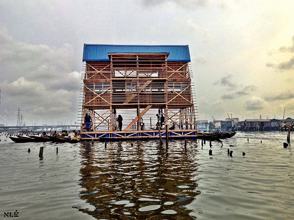 Makoko Floating School NLE 6