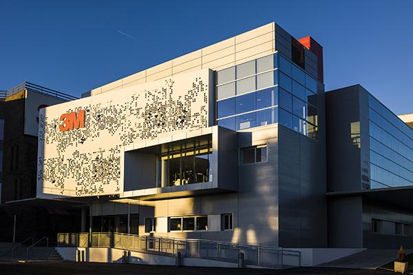 porcelanosa 2014 Centro de Innovacion 3M Touza Arquitectos diariodesign