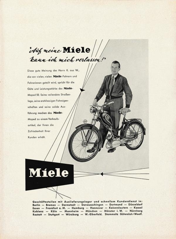 Piblicidad bicicletas