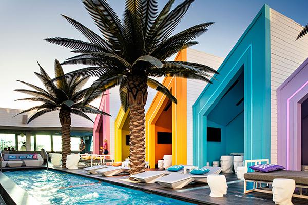 Matisse Beach Club en australia vondom diariodesign