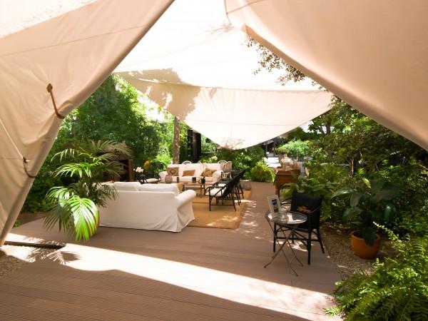 terraza hotel alma barcelona