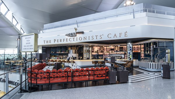 1 the perfectionists' cafe
