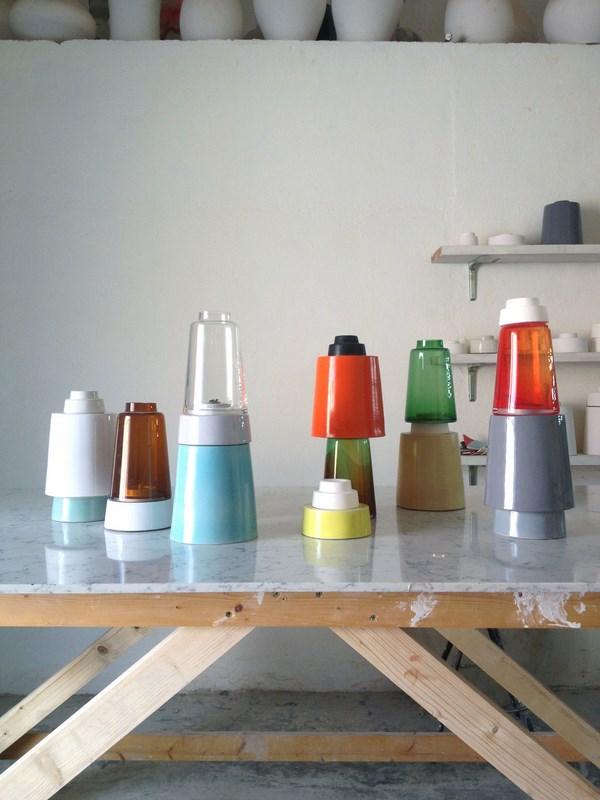 10 kettal objects