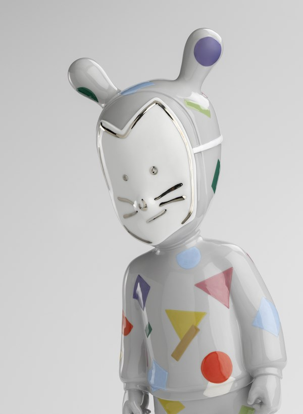6 the guest paul smith lladro