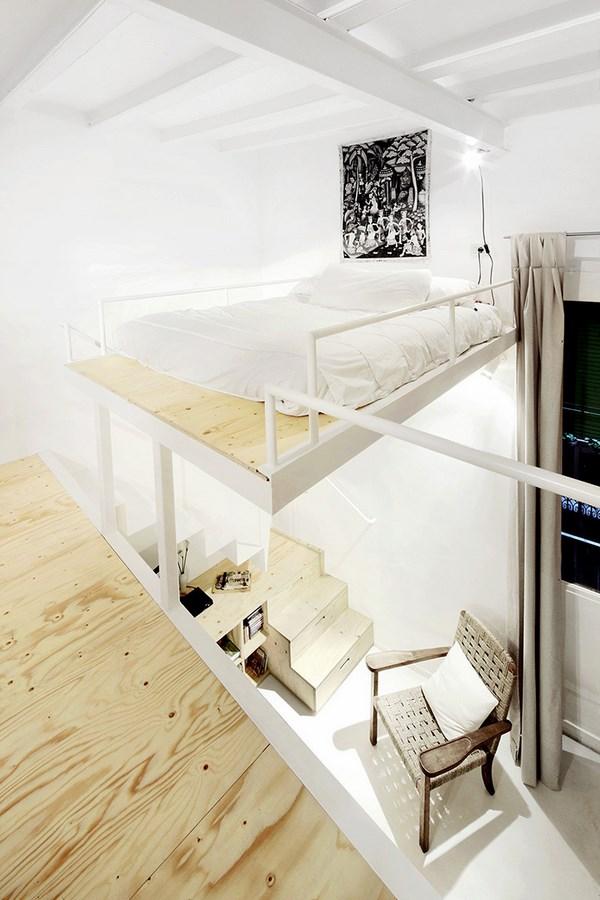 7 apartamento born