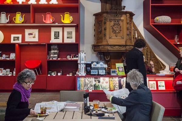 Gemeente museum Schiedam, MVRDV architecten