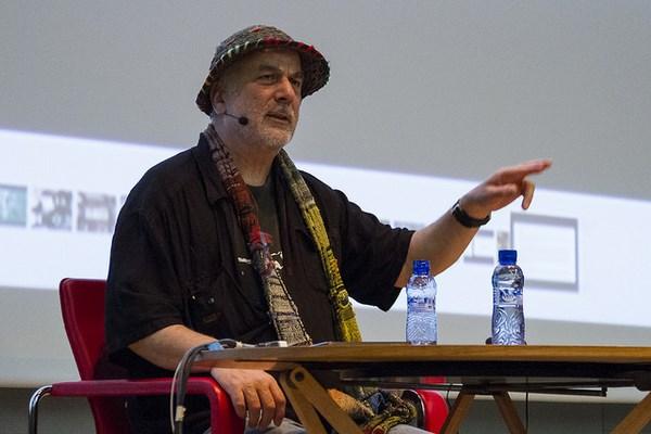 BDW 2014 Conferencia Ron Arad