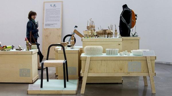 Exposición de diseño israelí en la BDW14
