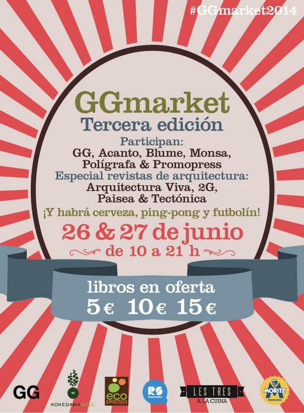 GG Market poster