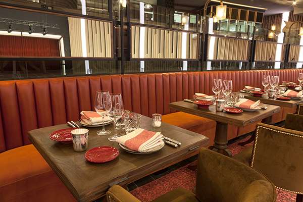 restaurante platea madrid
