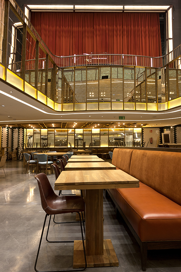 restaurante Platea Madrid diariodesign
