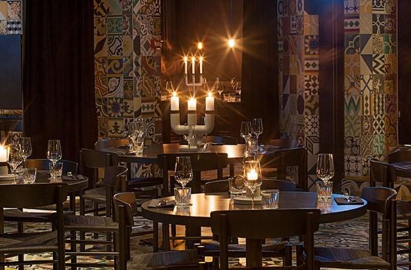Restaurante Llama de Kilo Studio 13 (Copiar)