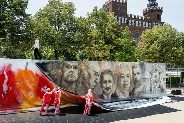 mur de la ciutadella arquitectura efímera bcn reset diariodesign