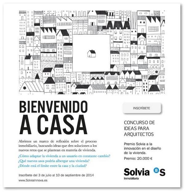 BANCO SABADELL Premio Solvia Bienvenido a Casa