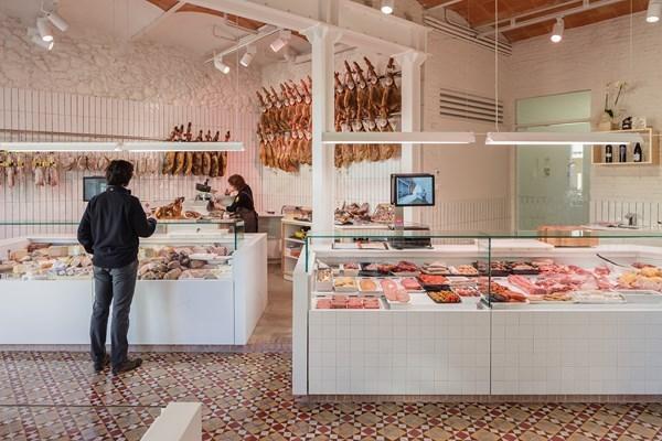 Carniceria Germans Soler de Pau Sarquella ruta 66 diariodesign