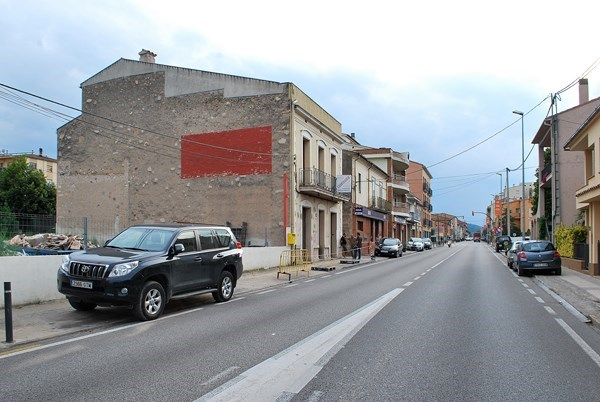 Ruta 66 a la catalana Aires vintage y neones para la Carnicería Germans Soler diariodesign