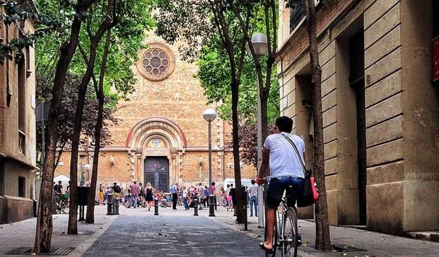 DESCUBRE LAS 10 BARCELONAS-Gràcia_PlVirreina_Eva Pastallé - @evpo