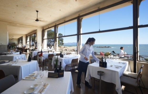 Hostal Empùries Restaurante Villa Teresita diariodesign