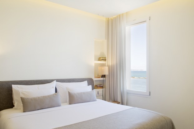 Hostal Empuries room diariodesign