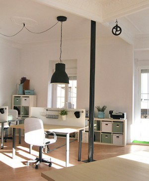 La Bamba, nuevo espacio de coworking en Valencia diariodesign