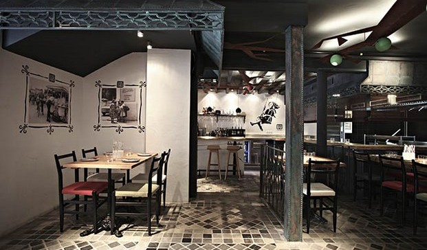 Restaurante Ombu de Pedro Scattarella 2 (Copiar)