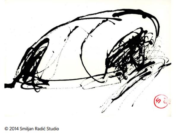 Smiljan Radic crea una nube como Pabellón de la Serpentine Gallery en Londres diariodesign