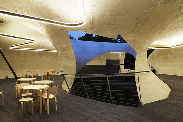 Serpentine Gallery en Londres diariodesign