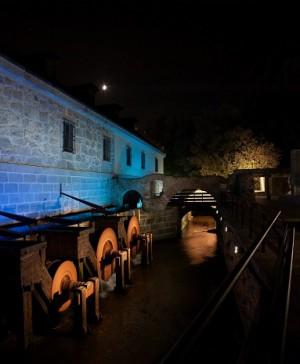 UPC SCHOOL iluminación de patrimonio arquitectónico diariodesign