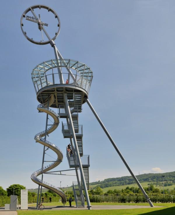 escultura interactiva vitra campus diariodesign