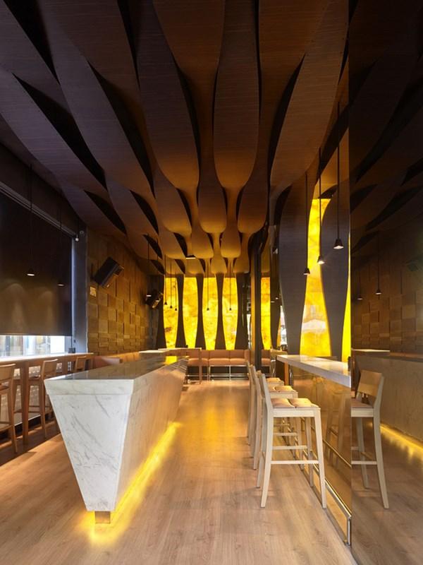 Restaurant bar design awards i ser n estos los for Los mejores disenos de interiores del mundo