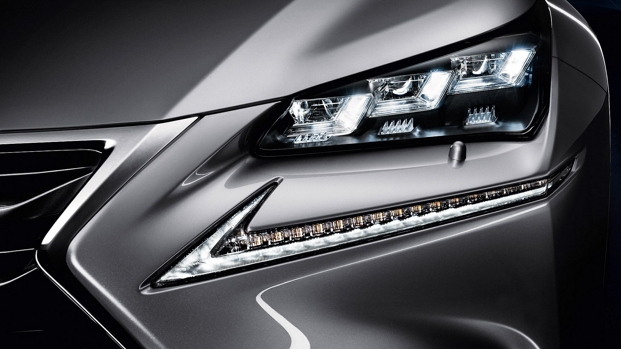 Lexus illuminated 4