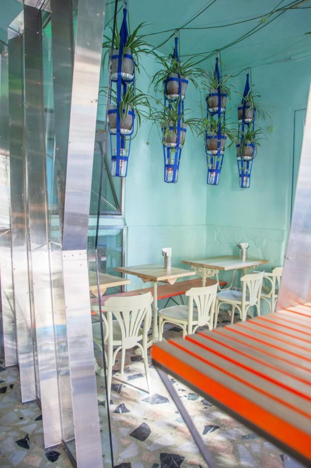 restaurante Ojalá en Madrid de Andrés Jaque