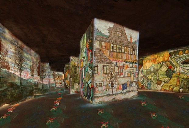 carrieres_de_lumieres_simultation_schiele_nature_copyright_culturespaces