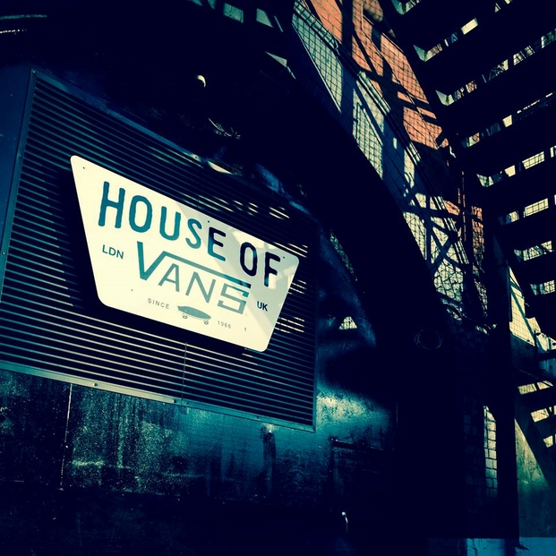 10 house of vans london