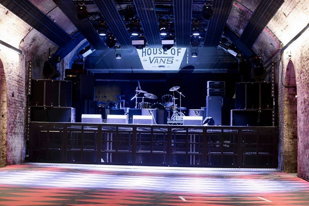 12 house of vans london