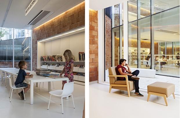 3 biblioteca joan maragall