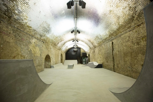 6 house of vans london