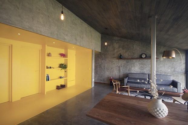 Apartamento Chipinque de Jakob Gómez F3 (Copiar)