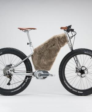 Bici electrica snow diariodesign