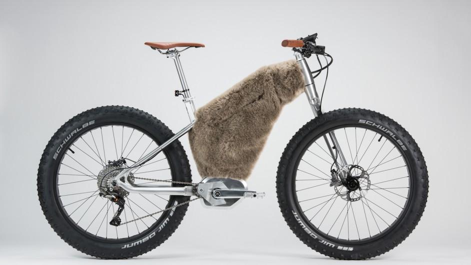 Bicicleta electrica SNOW