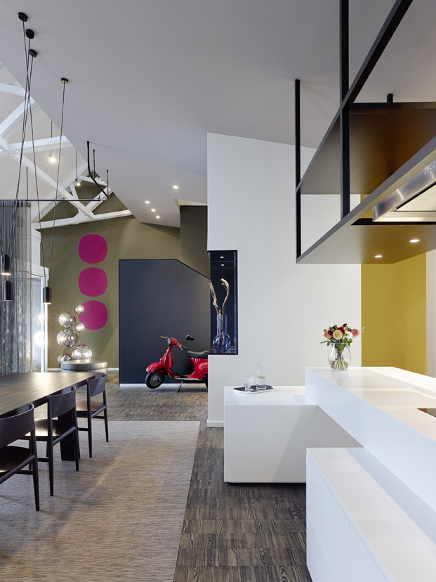 Loft ESN by Ippolito Fleitz Group