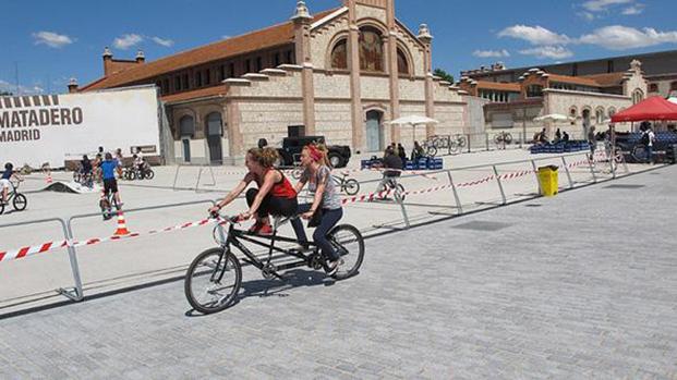 Matadero-Madrid-con-el-Festibal-con-B-de-Bici (7)