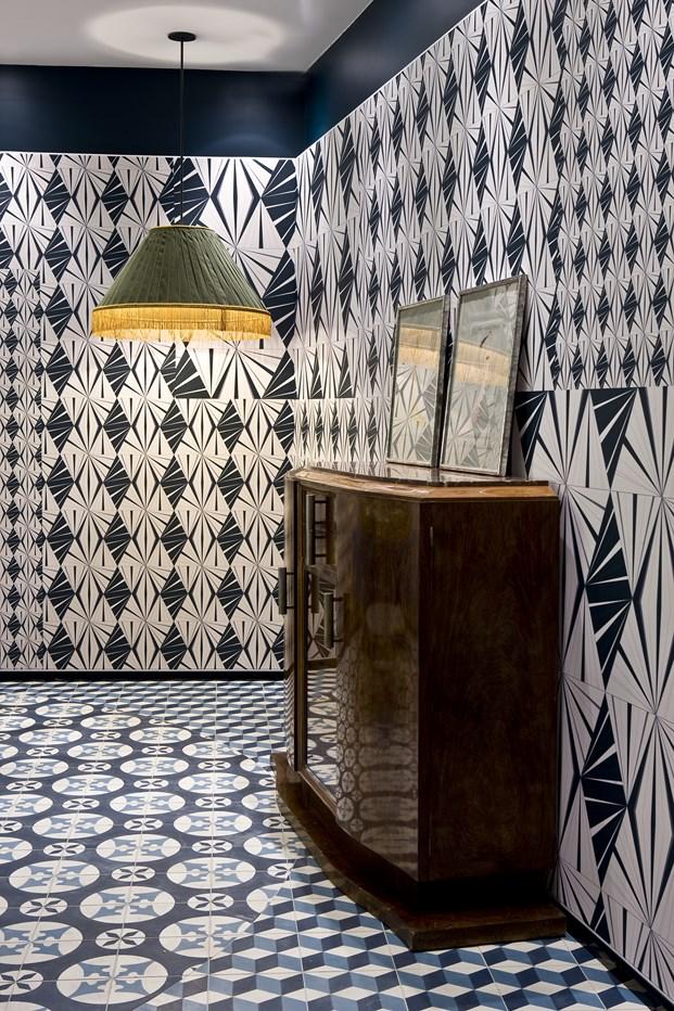 vintage en Hotel Molitor en paris de Jean Philippe Nuel diariodesign