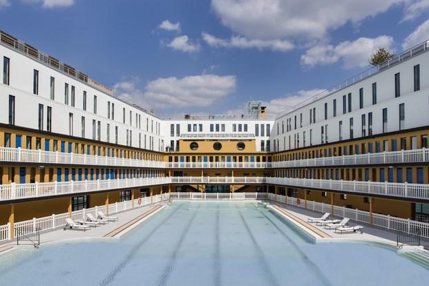 Hotel Molitor en paris de Jean Philippe Nuel