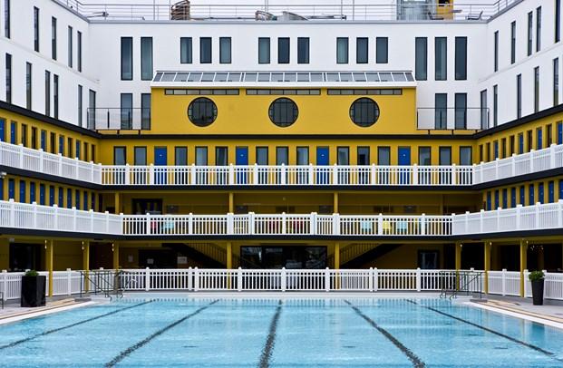 piscina hotel molitor parís