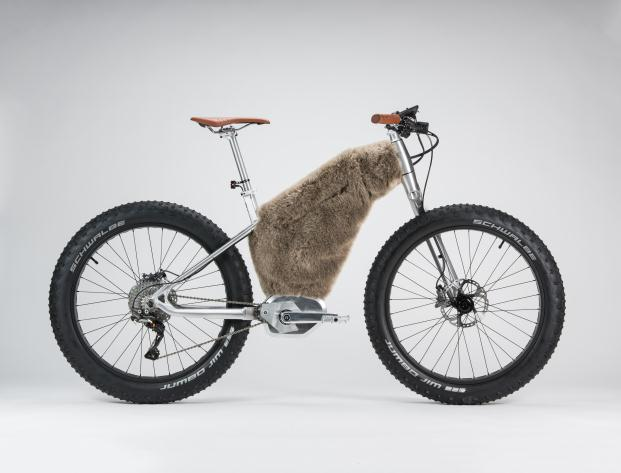 Bici electrica snow de philippe starck diariodesign