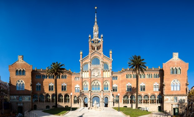 Recinto Modernista de Sant Pau exteriores (5)